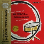 Max Roach and Clifford Brown - The Best of Max Roach and Clifford Brown in Concert!