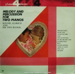 Ronnie Aldrich And His Two Pianos - Melody And Percussion For Two Pianos