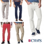 CHAPS Stretch 5 Pocket Pant