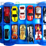 กล่องเก็บรถ hot wheels กล่องเก็บรถ Tomica กระเป๋าเก็บรถ Car storage box