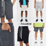 Pull & Bear Basic Jogger Short