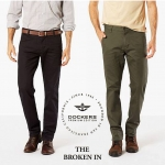 Dockers Premium Broken In Pant ( มาเพิ่ม 02-03-60)