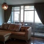 ให้เช่า คอนโด Lake View พื้นที่ 118 ตรม. 3ห้องนอน 3ห้องน้ำ วิวทะเลสาบ เมืองทองธานี ชั้น 28, 1 ห้องนั่งเล่น 1 ห้องครัว 2ระเบียง