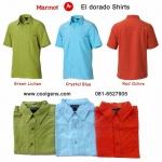 Marmot Eldorado Shirts ( Mid- weight & Quik dry )