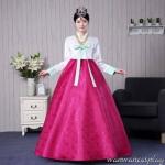 ชุดฮันบกสีพาสเทลหวานๆ ชุดเกาหลี ชุดแดจังกึม ชุดนานาชาติ ชุดอาเซียน