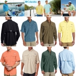 Columbia Men's PFG Bahama II Shirt ( Short & Long Sleeve )