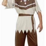 ชุดอินเดียแดง ชุดคนป่า ชุดแฟนซี ชุดการ์ตูน ชุดมนุษย์หินฟลิ้นท์สโตนส์ Flintstone ชุดวิวม่า ให้เช่าราคาถูก 094-920-9400 , 094-920-9402