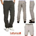 Lafuma Patterno Zip off Pant