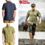 Fjallaven Abisko Vent Shirt ( แขนสั้น - แขนยาว) - Mens