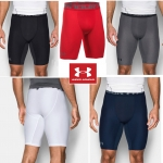 "UNDER ARMOUR Heatgear II Armour Long Compression 9"" Inseam"