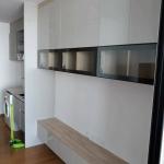 ให้เช่าคอนโด Noble Revo Silom (โนเบิล รีโว สีลม) 1 ห้องนอน 1 ห้องน้ำ ชั้น 19