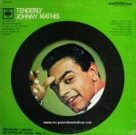 Johnny Mathis - Tenderly / Selected Library Of Popular Vocal Vol.4