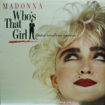 Madonna - OST.Who's That Girl
