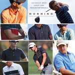 Dunning Premium Performance Polo