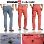Quiksilver Krandy Stretch Pant