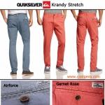 Quiksilver Krandy Stretch Pant