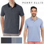 Perry Ellis Jacquard Polo