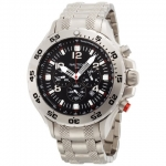Nautica Men's N19508G NST Stainless Steel Watch