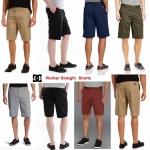 DC Worker Straight Chino Shorts