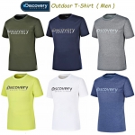 Discovery Expedition Men's Outdoor Logo Tee