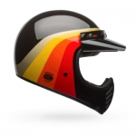 BELL MOTO3 CHEMICAL CANDY BLACK/GOLD