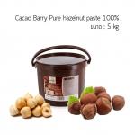 Cacao Barry Pure hazelnut paste 100% (5 kg)