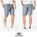 Dockers Perfect Stretch Anchor Print Shorts