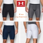 "UNDER ARMOUR HEATGEAR II ( Long ) COMPRESSION 9"" INSEAM"