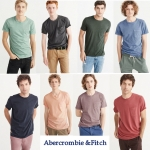 Abercrombie & Fitch O-neck Pocket tee