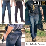 5.11 Defender Flex Jean ( Slim & Straight Fit )