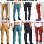 Quiksilver The Krest Chino Pant