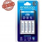 Eneloop Basic Charger 4 Cells (10hrs) (จัดส่งฟรี)