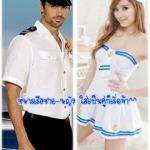 ชุดทหารเรือ ชุดกะลาสี ชุดแฟนซีโจรสลัดชาย หญิง ชุดแจ็คสแปโร่ ให้เช่าราคาถูก 094-920-9400