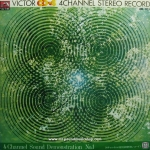 Takeshi Inomata - 4 Channel Sound Demonstration No.1