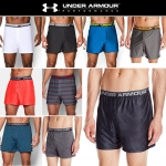 UNDER ARMOUR TWIST BOXER SHORTS