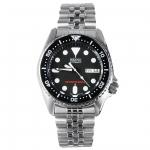 นาฬิกาผู้ชาย SEIKO รุ่น SKX013K2 รุ่นนี้ขนาดหน้าปัด 36 มิลน่ะครับ (boysize)