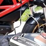 สาธิตวิธีการติดตั้ง Comfort Indicator สำหรับ Ducati และสาธิตวิธีการชาร์จแบตเตอรี่ด้วย เครื่องชาร์จ CTEK MXS 5.0 โดยคุณกอล์ฟฟี่ admin กลุ่มผู้ขับขี่ ดูคาติ ประเทศไทย : Ducati Bikers Thailand