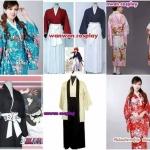 เช่าชุดญี่ปุ่น ชุดกิโมโน ชุดยูกาตะ ชุดซามูไร ชุดมิโกะ ชุดอินุยาฉะ ให้เช่าราคาถูก