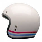 Bell Custom 500 Stripes Pearl