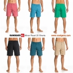 Quiksilver Minor Road 20 Shorts