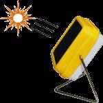 Quiksolar ไฟ LED พลังงานแสงอาทิตย์ รุ่น Minisolar