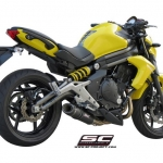 SC Project GP TECH Full System Kawasaki ER6N 2012-2016
