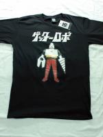 T-Shirt เสื้อยืดกันดั้ม เก็ตเตอร์โรโบ Getter Robo (getter 2) สุดเท่ห์ สีกรมท่า จากร้าน GUNZU !!โปรโมชั่น Asia Street Fashion