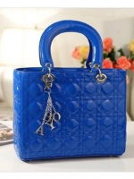 กระเป๋า Axixi แฟชั่นสไตล์ยุโรป และแฟชั่นสไตล์อเมริกา สีเหลือง Los Angeles/สีฟ้าแซฟไฟร์/เชอร์รี่ Rose ร้าน Asia Street Fashion