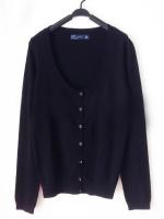 Zara Cardigan เสื้อคลุม (สีดำ) แท้ 100%
