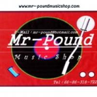 ร้านmr-poundmusicshop.com