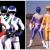 Supa Sentai (スーパー戦隊) ขบวนการนักสู้ 5 สี