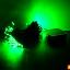 ES06 ไฟประดับโซล่าเซลล์ 100LED 12เมตร สีเขียว thumbnail 2
