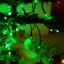 ES06 ไฟประดับโซล่าเซลล์ 100LED 12เมตร สีเขียว thumbnail 7