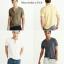 Abercrombie & Fitch Garment Dye Henley Short Sleeve T-Shirt thumbnail 6